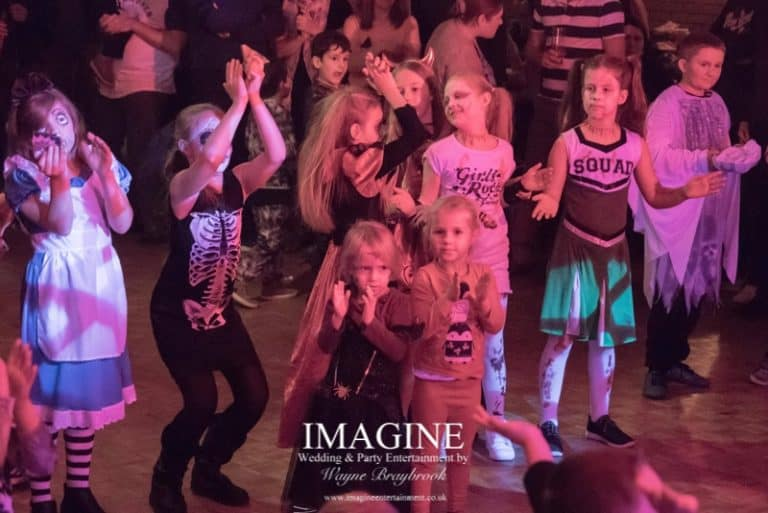 Children's Disco Parties in Ely, Cambridgeshire
