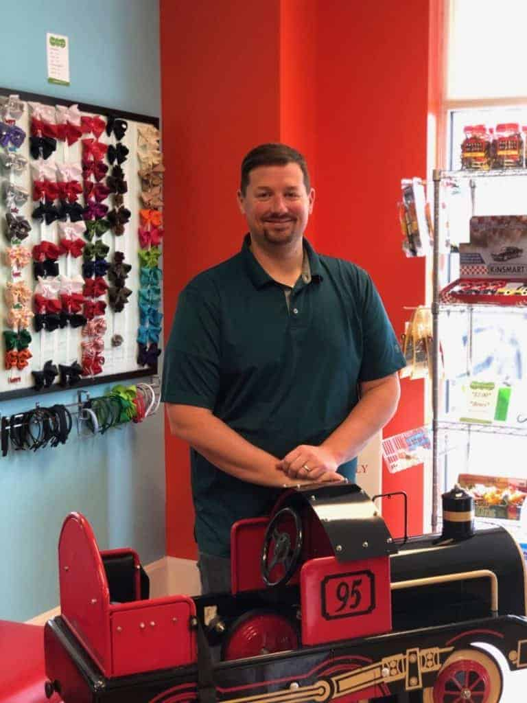Why Our Kid's Haircut Franchise Was Perfect for this Father and Former Restaurant Manager 2