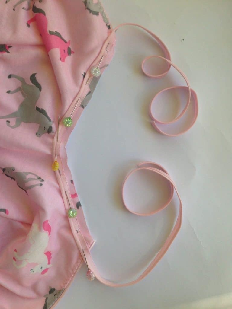 The Tailoress PDF Sewing Patterns - Jersey Bra Tutorial