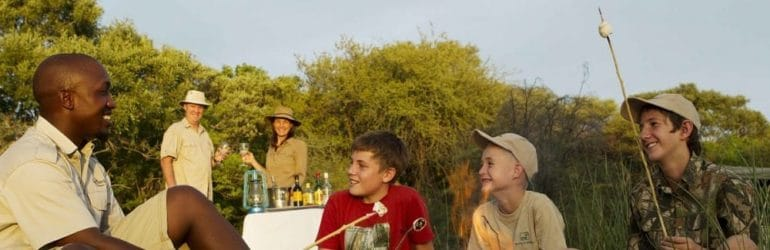 Botswana Family Safari - Young Explorers Program