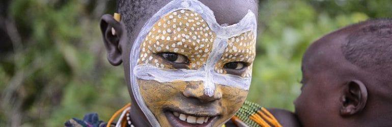 Surma Tribe Kibbish