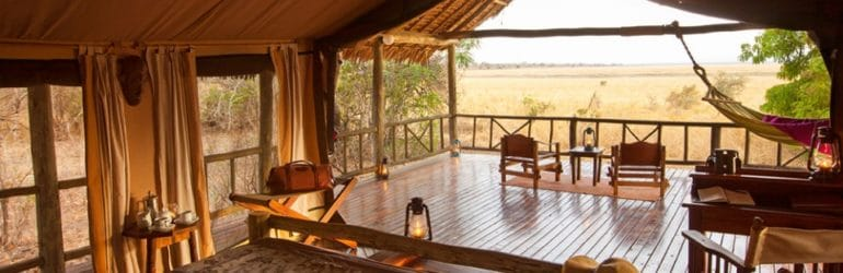 Katavi Wildlife Camp Rooms