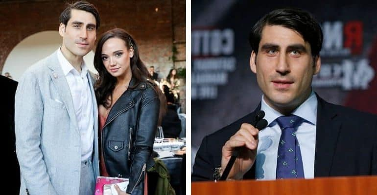 Sofia Franklyn, 'Suitman' Peter Nelson Fire Back At Dave Portnoy