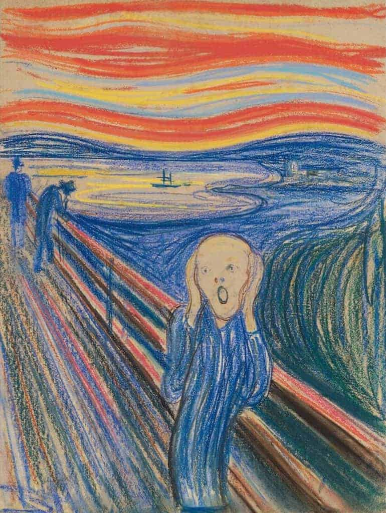 Most Expensive  Paintings, The Scream