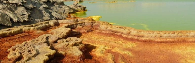 Dallol, Ethiopia. By Hans Schabel.