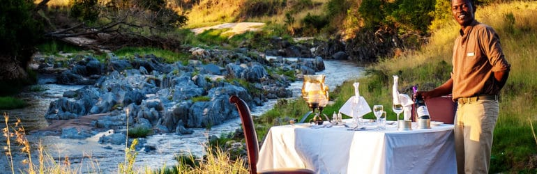 Sand River Dining