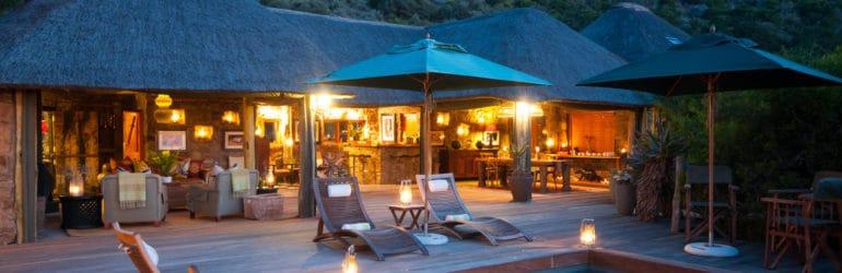 Hillsnek Safari Camp Tent