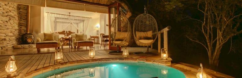 Tintswalo Safari Lodge Private Pool