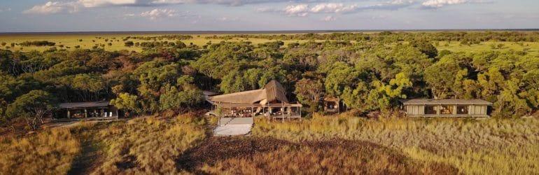 King Lewanika Lodge View