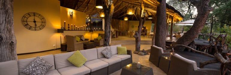 Mkulumadzi Outdoor Lounge