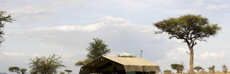 Ndutu Under Canvas Tent