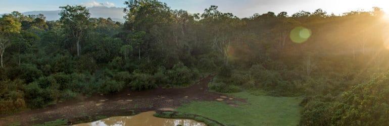 Serena Mountain Lodge Waterhole