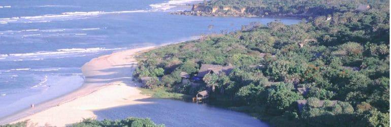 Ras Kutani Aerial View
