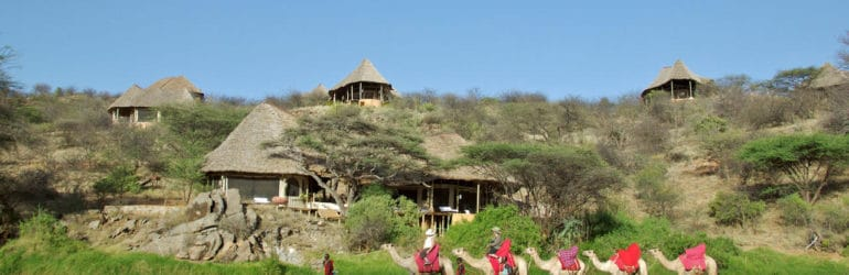 Sasaab Lodge View