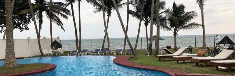 Residence Oceane Pool
