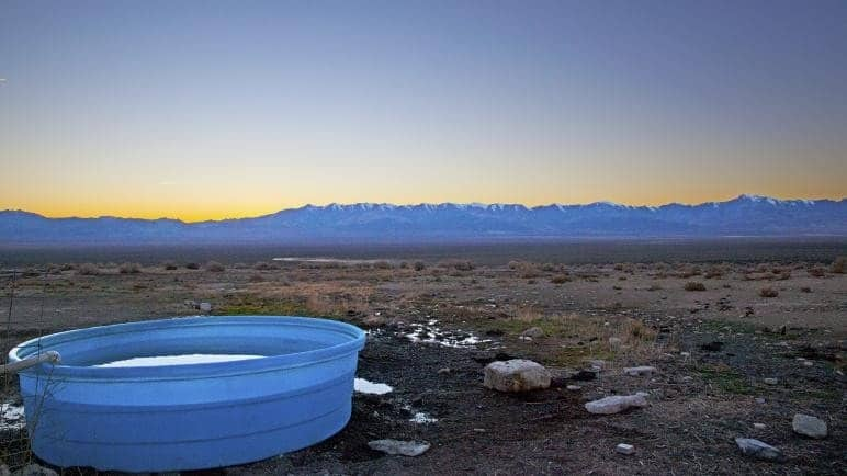 The 20 Best Hot Springs in Nevada MAPPED: Kyle Hot Springs in northern Nevada