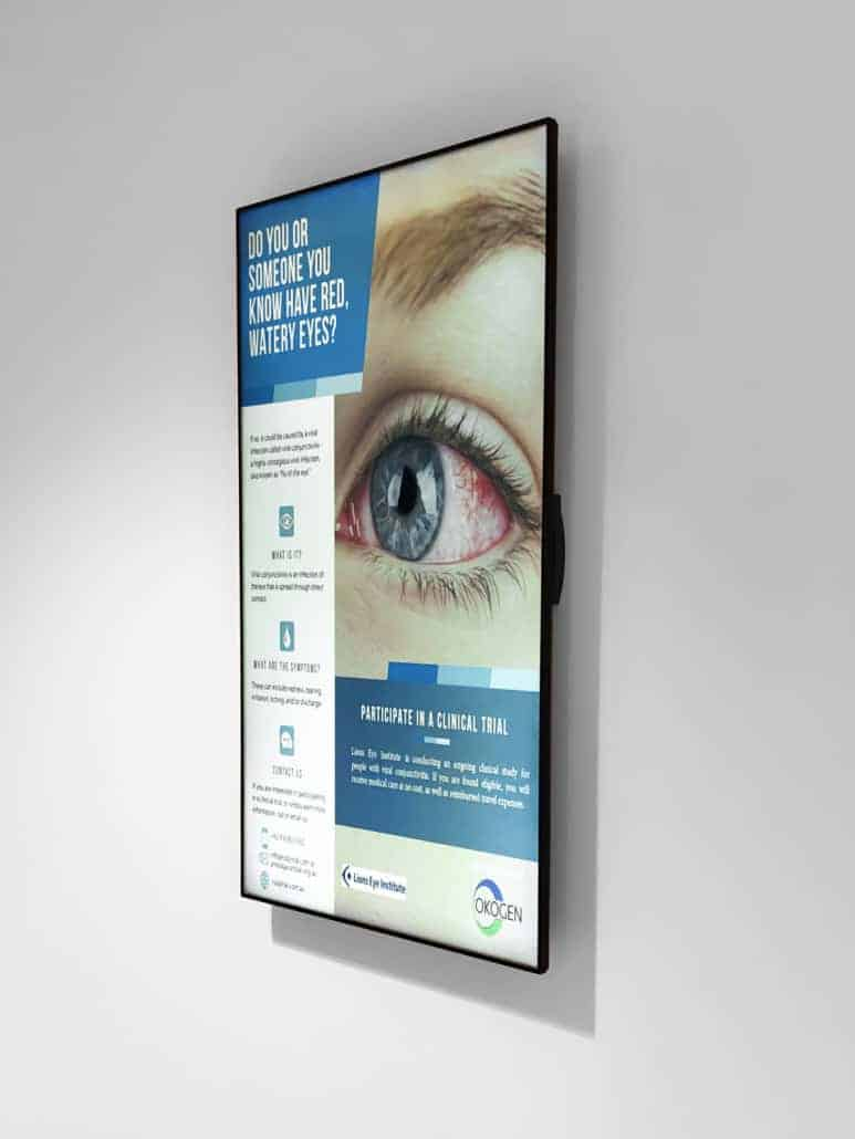 Harry Perkins Medical Centre uses Signagelive digital signage within its research centre