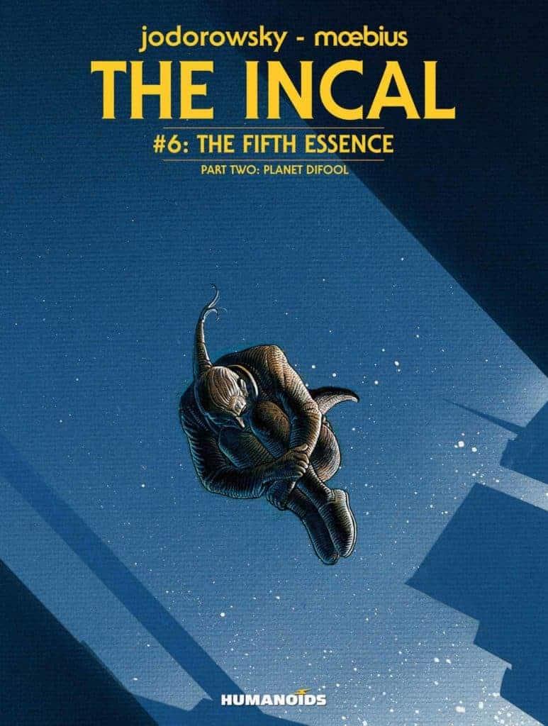 The Incal - Alejandro Jodorowsky & Moebius