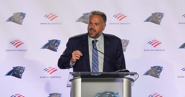Matt Rhule To Kneel With Panthers Players Next Season?