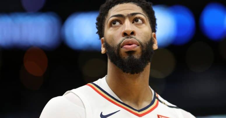 Lakers Issue Important Anthony Davis Injury Update