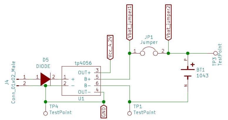 Boya Iridium con Arduino | Etapa de entrada