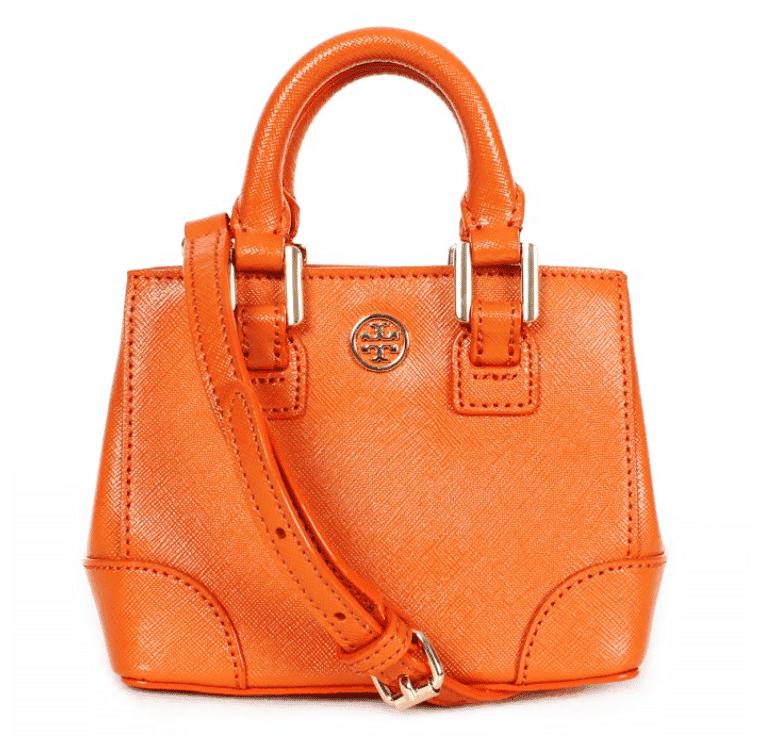 Tory Burch Mini Square Handbag - adorable. Best purses for moms