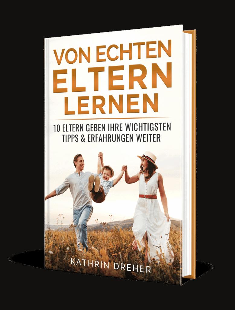 """eBook Cover """"Von echten Eltern lernen"""""""