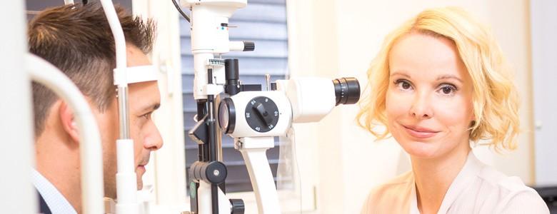 Empfehlung Augenarzt Wien