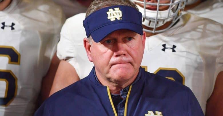 Notre Dame Announces Surprising Coaching Change