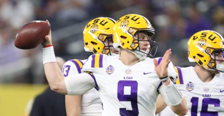 Bengals Meet With Joe Burrow