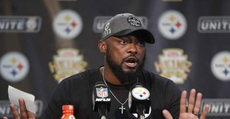 Steelers' Mike Tomlin Talks Race Relations In NFL
