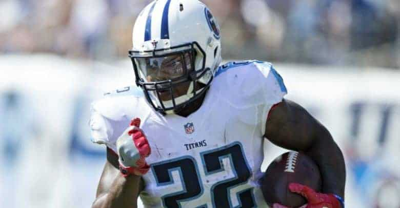 Derrick Henry Reacts To Titans Signing Tom Brady