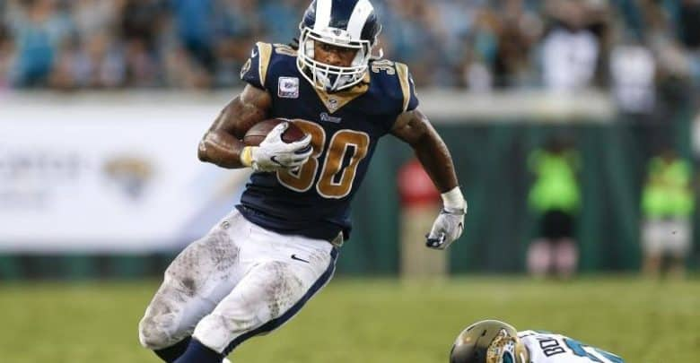 Todd Gurley Responds To Rams Releasing Him, Signing With Falcons