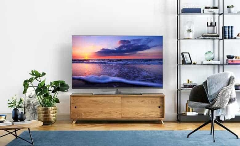 Análisis TV Panasonic EX780 4K HDR