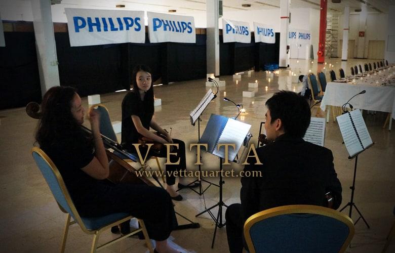 Quartet Music - Philips - Singapore