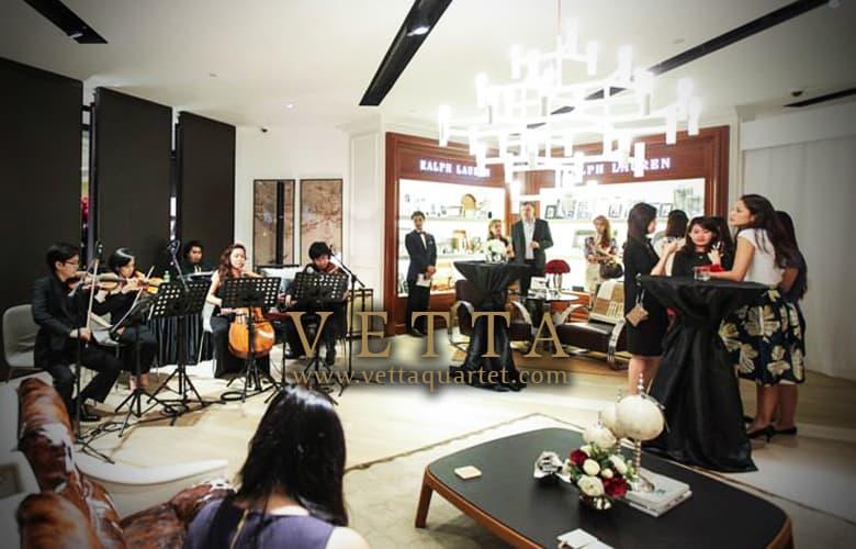 live music entertainment corporate function singapore