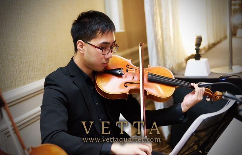 Live Band for Wedding at Mandarin Oriental Hotel