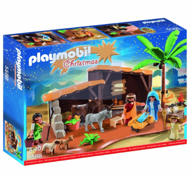Nativity Playset from Playmobile