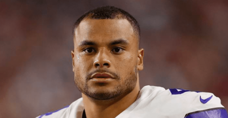 Cowboys Coach Makes Odd Dak Prescott Admission