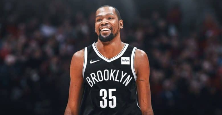 Kevin Durant Tests Positive For Coronavirus, Responds Accordingly