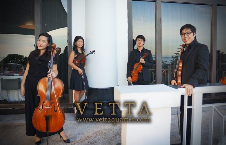 D&D - String Quartet - Performances Singapore - Sentosa Golf Club