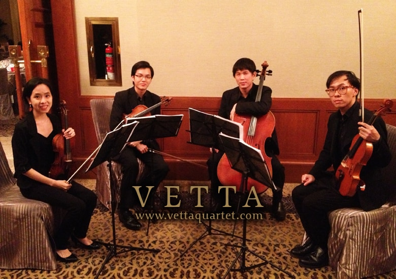 String Quartet - Four Seasons - Wedding