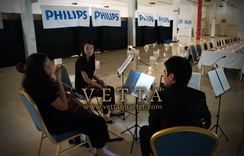 Quartet Music - Philips - Singapore