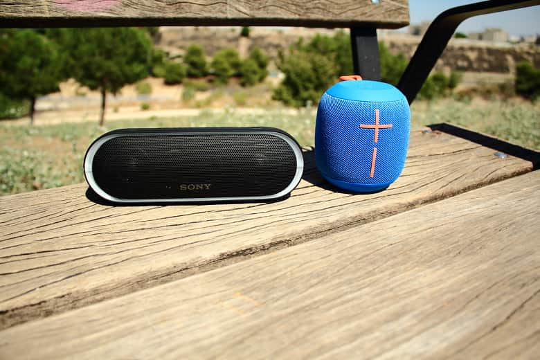 Comparativa Sony SRS-XB20 vs UE Wonderboom