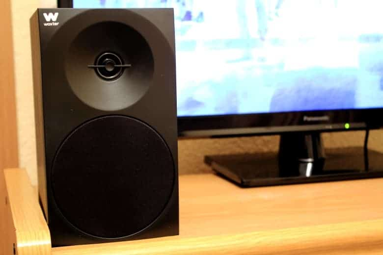 Review Altavoces Woxter DL-410