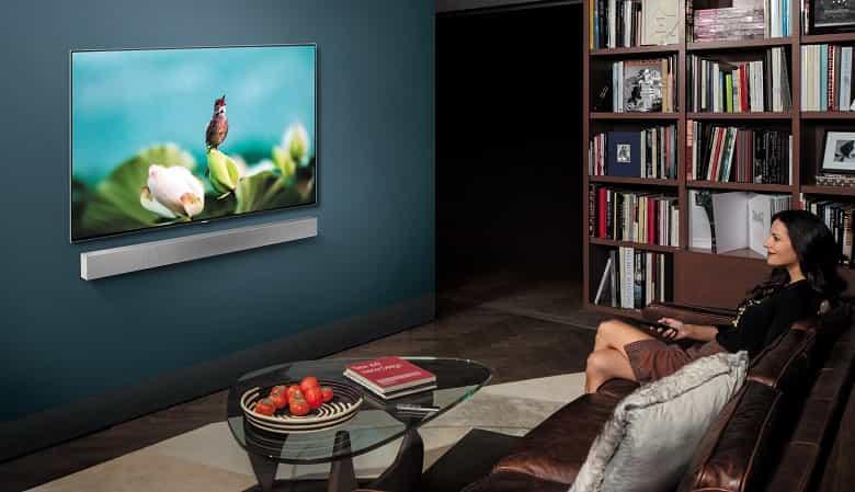 Barra de sonido Samsung NW700 Sound+ CES 2018