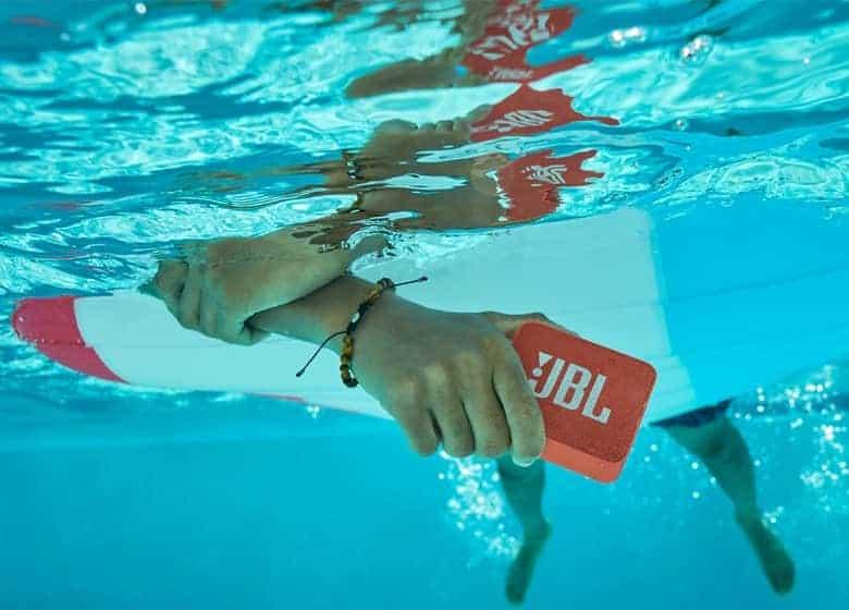 Altavoz portátil JBL GO 2 resistente al agua