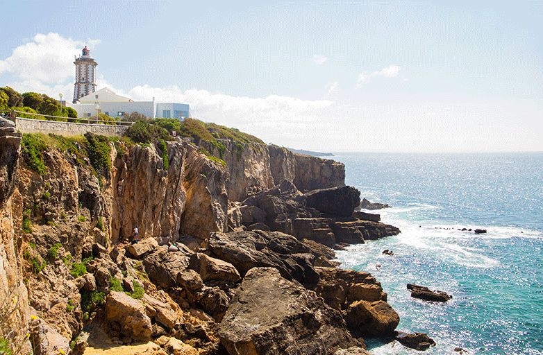 coastline climbing spot