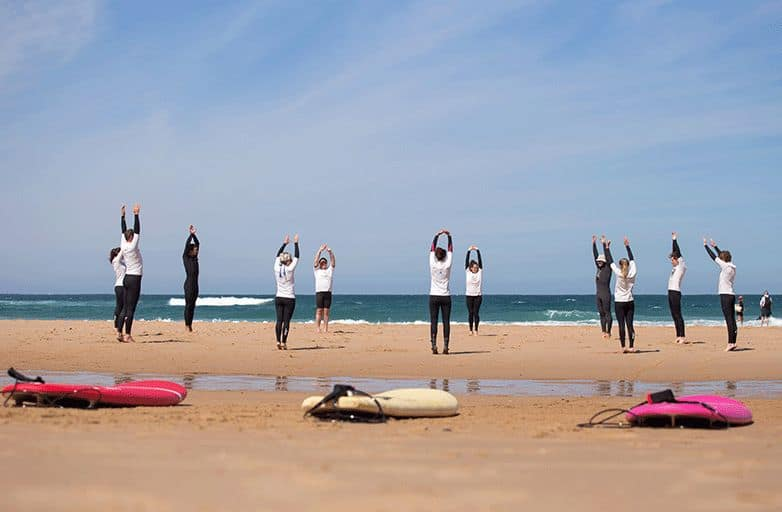 surf holidays cascais