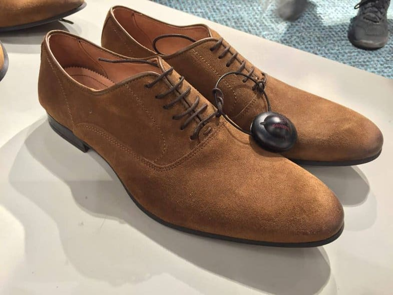 Another was this the Oxford suede. They look not entirely crazy like this at a quick glance.